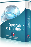 curs operator calculator