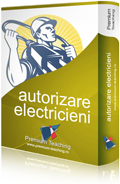 autorizare electricieni